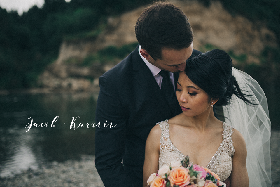 Jacob + Karmin's wedding is now up on the blog!