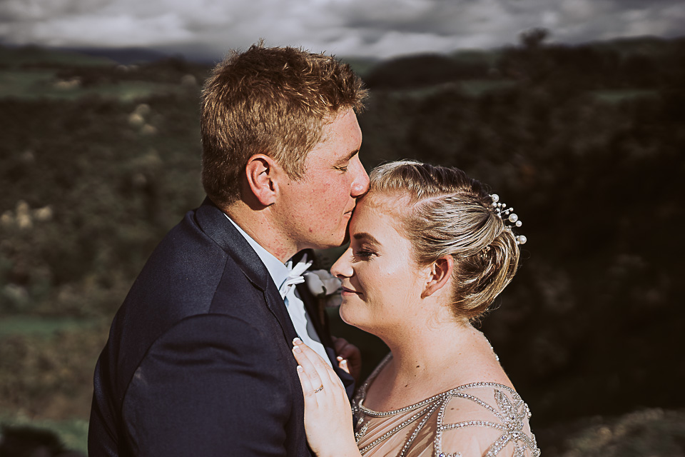 sam + Mark Wedding