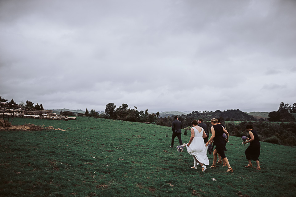Helen + James - Makoura Lodge