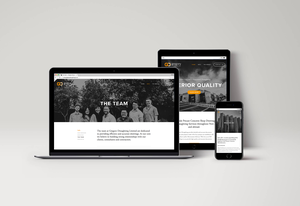 Gregory Draughting - website rebuild
