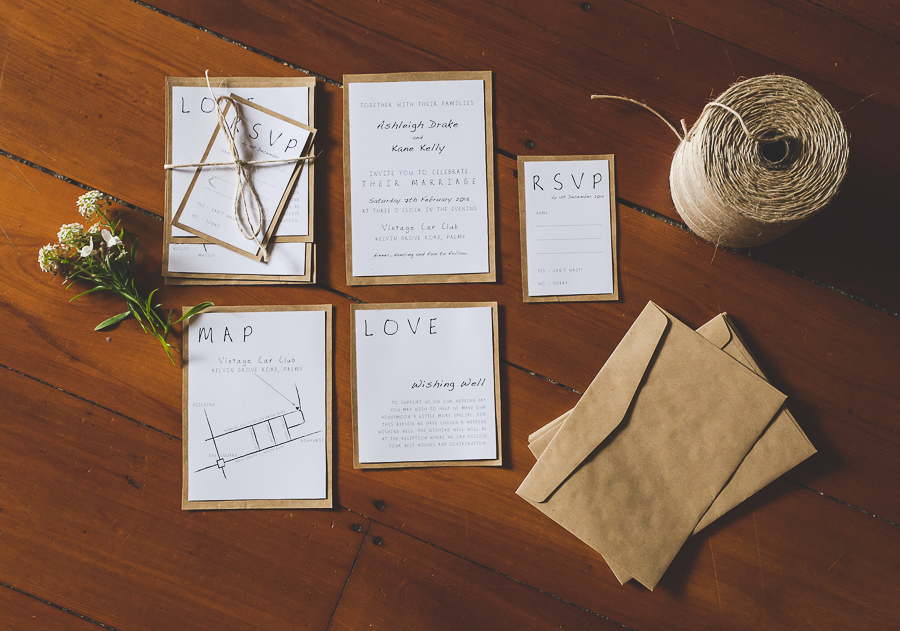 Wedding Stationery - various designs