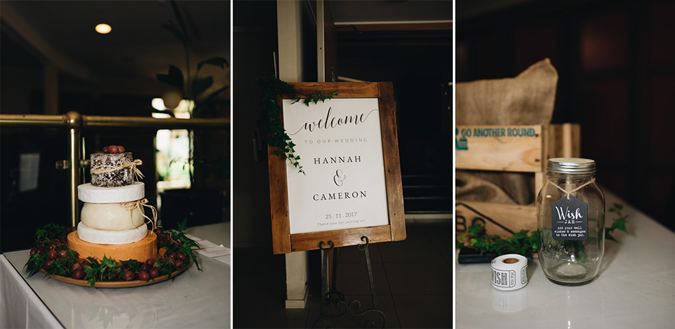 Hannah Cameron Wedding