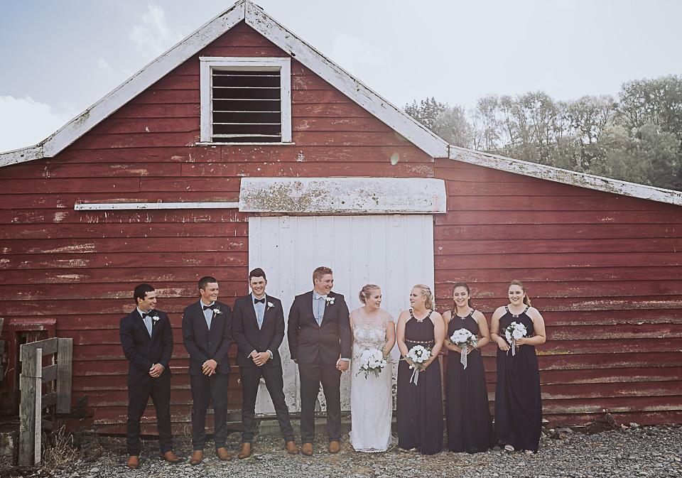 sam + Mark Wedding