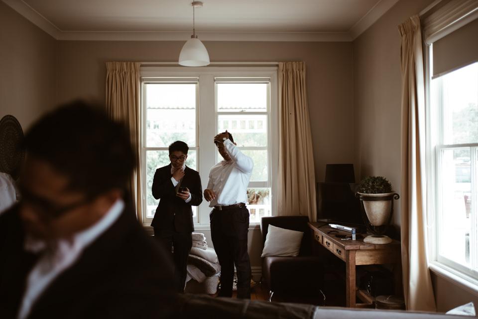 Nina + Kevin // Lacewood