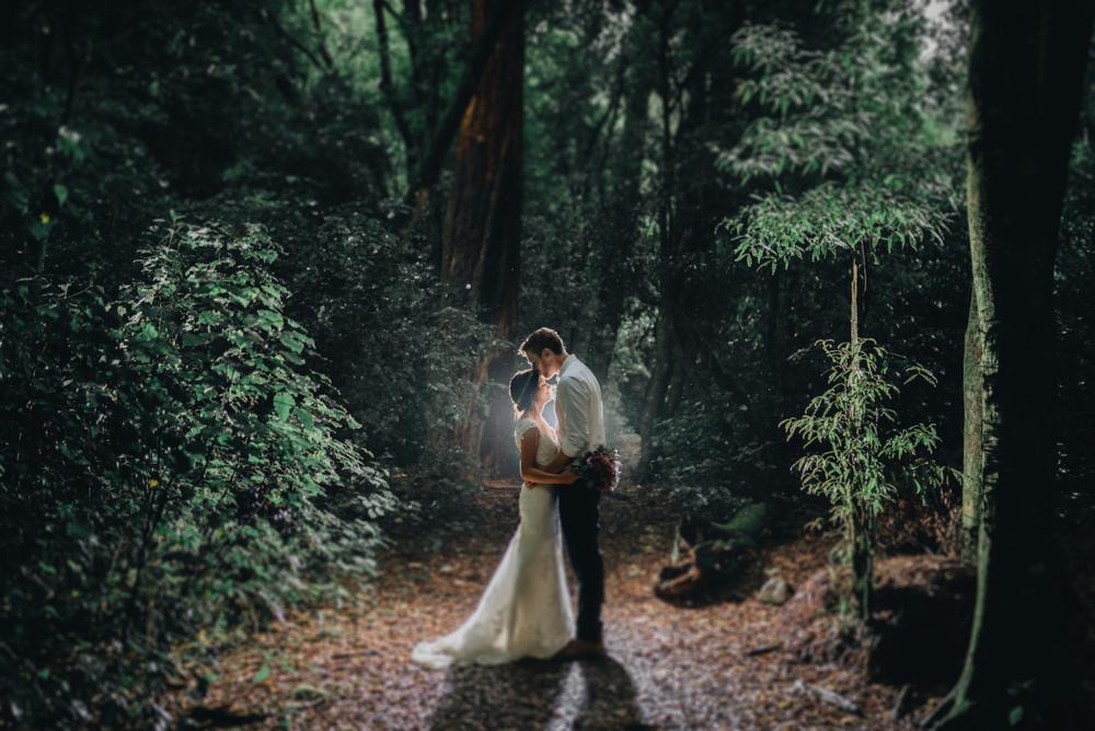 Amanda + Hayden - Pohangina Valley
