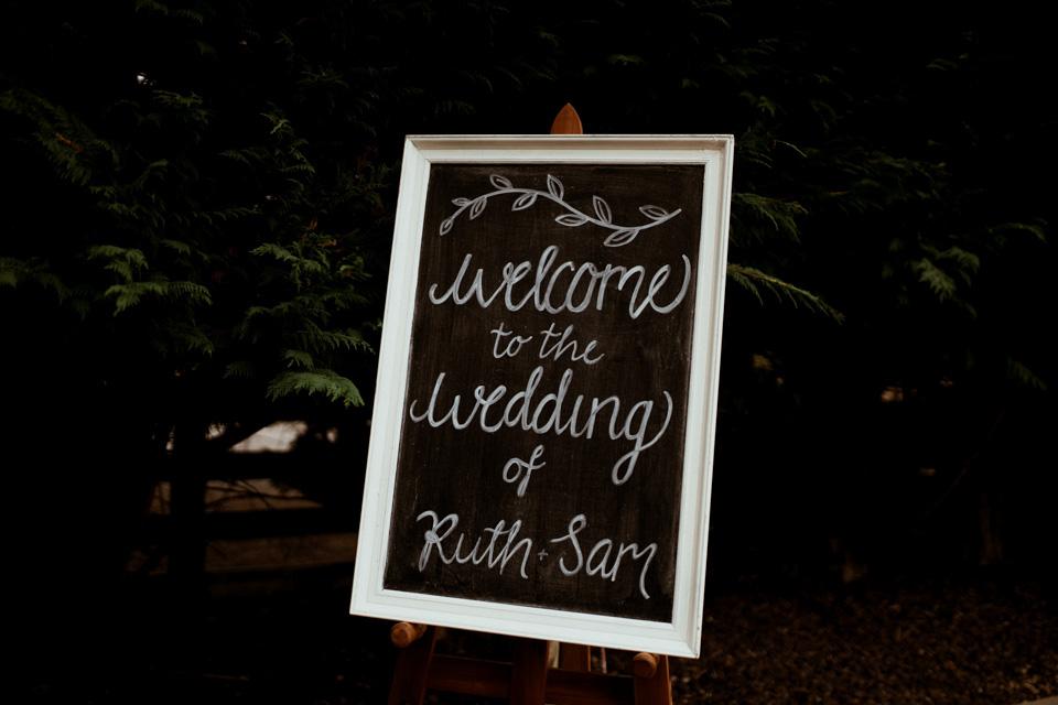 Sam + Ruth // The Chapel at Aranui