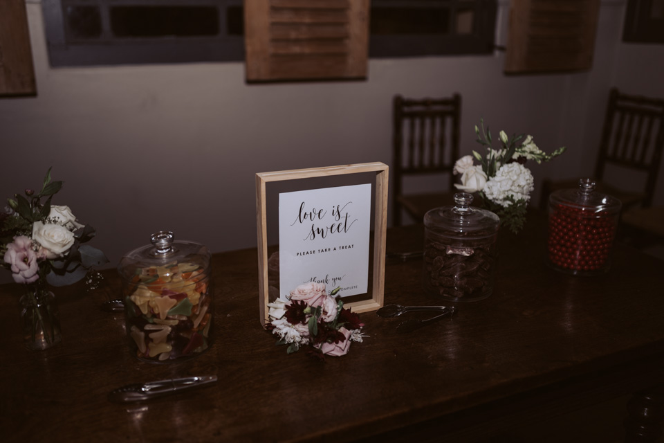 Sarah + Andrew // The Milk Station