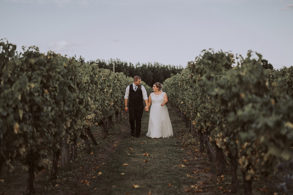 Nicole + Ben // The Mission Estate