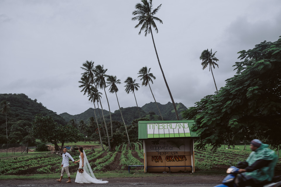 Tim + Jade // Destination Wedding