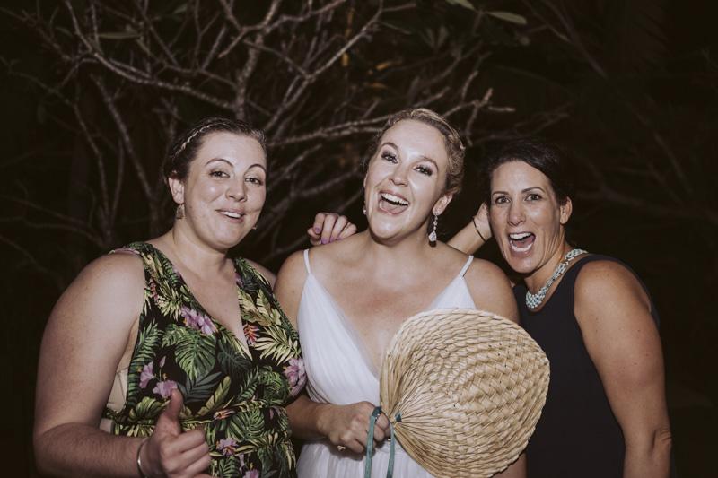 Lou + Win's wedding on Malolo Island, Fiji