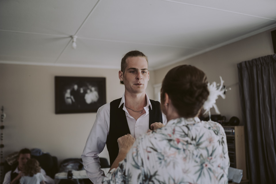 New Zealand Wedding Photographer David Le Design & Photography