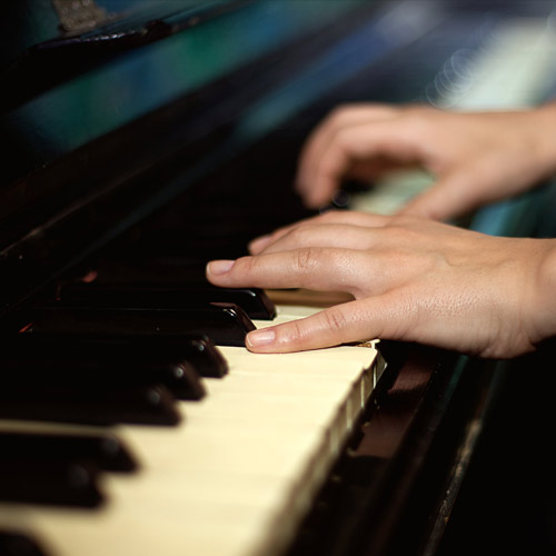 MUSIC - Playing musical instruments can lead to sore wrists/arms without additional exercise.