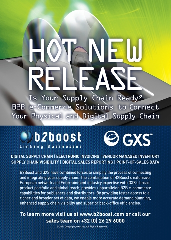 GXS B2Boost Ad Series