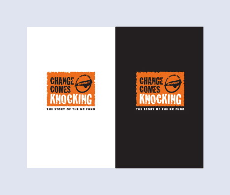 Story of the NC Fund: Change Comes Knocking Logo