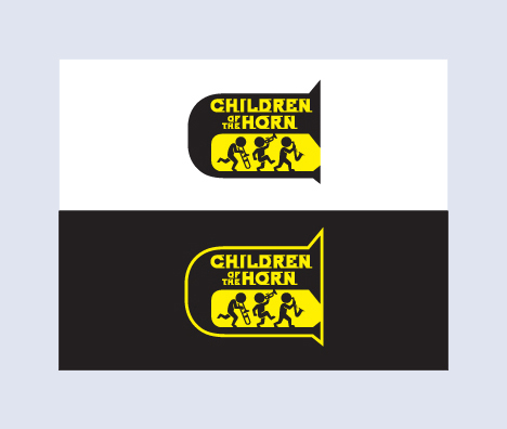 Children of Horn Band Logo