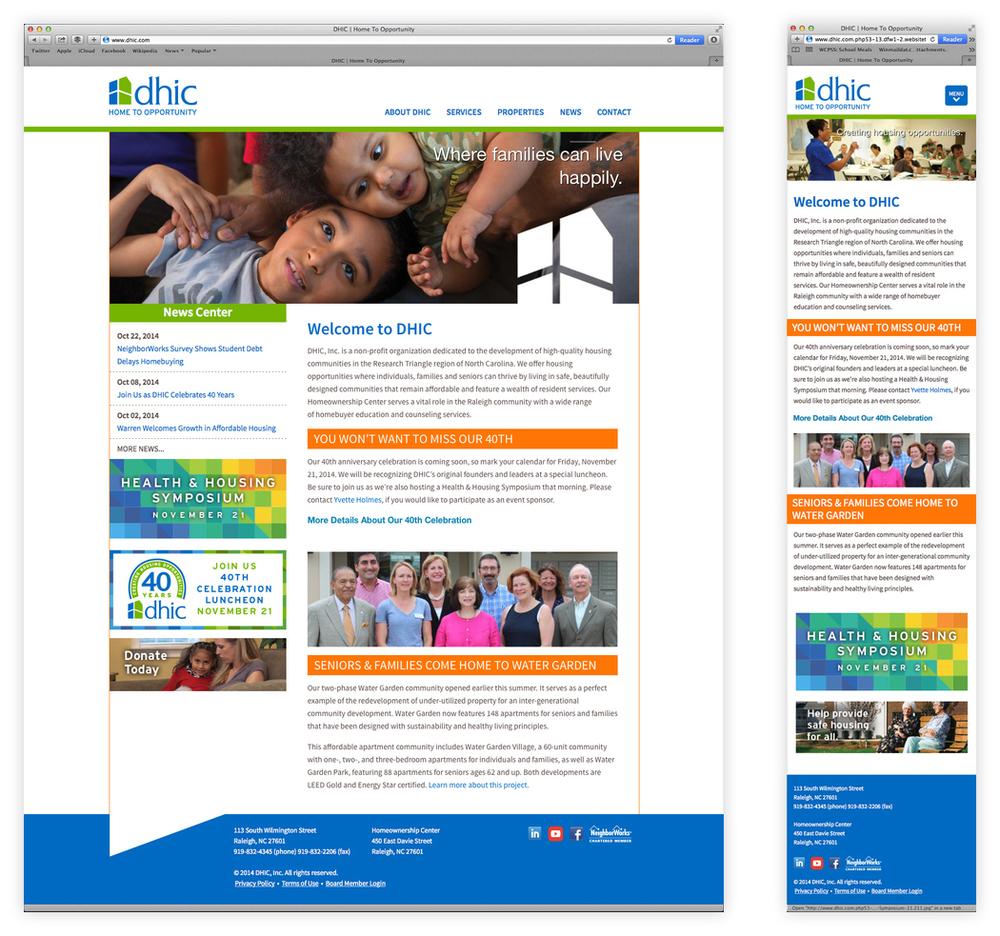DHIC Website