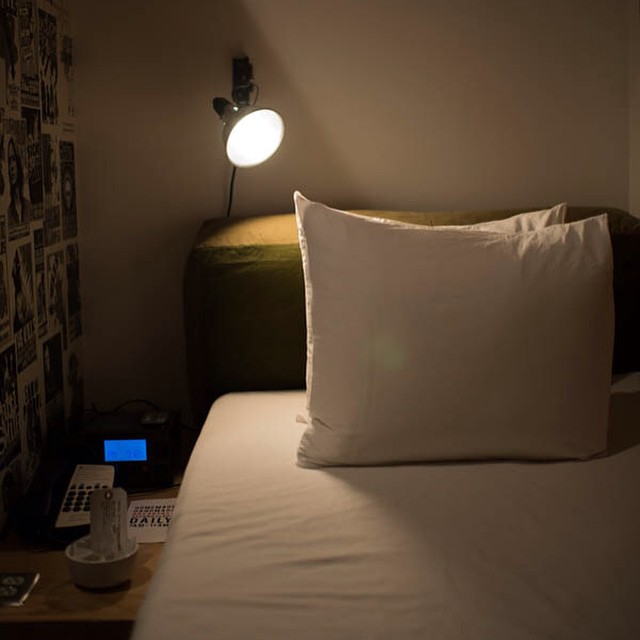 Goodnight, Portland.       #acehotel #portland #roadtrip #pghpdx #goodnight