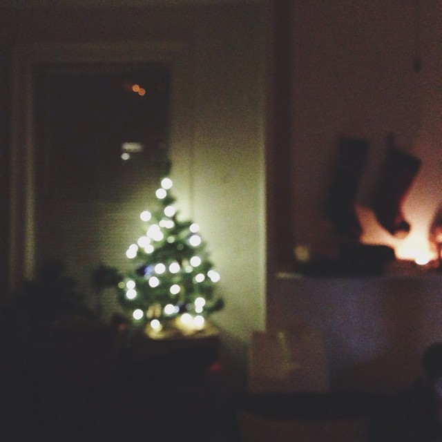 First Christmas in our new home 🏠❄️🎄 !!! It is exciting to think of the history of this space (our house was built in 1901!) and all that we will be able to contribute to that. And I'm thinking about my traditions around Christmas growing up and what Andrew and I are learning as traditions together. So happy for these celebrations. #ochristmastree #silentnight #merrychristmas #oldhouse #newhome