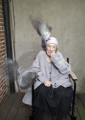 Mumbling Beauty Louise Bourgeois ©2015 Alex Van Gelder