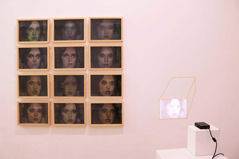 Rania Fouad installation shot .JPG