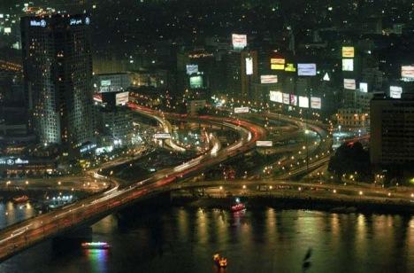 Cairo at Night, Domestic Tourism I series, 2005, C-print, 75 x 50 cm