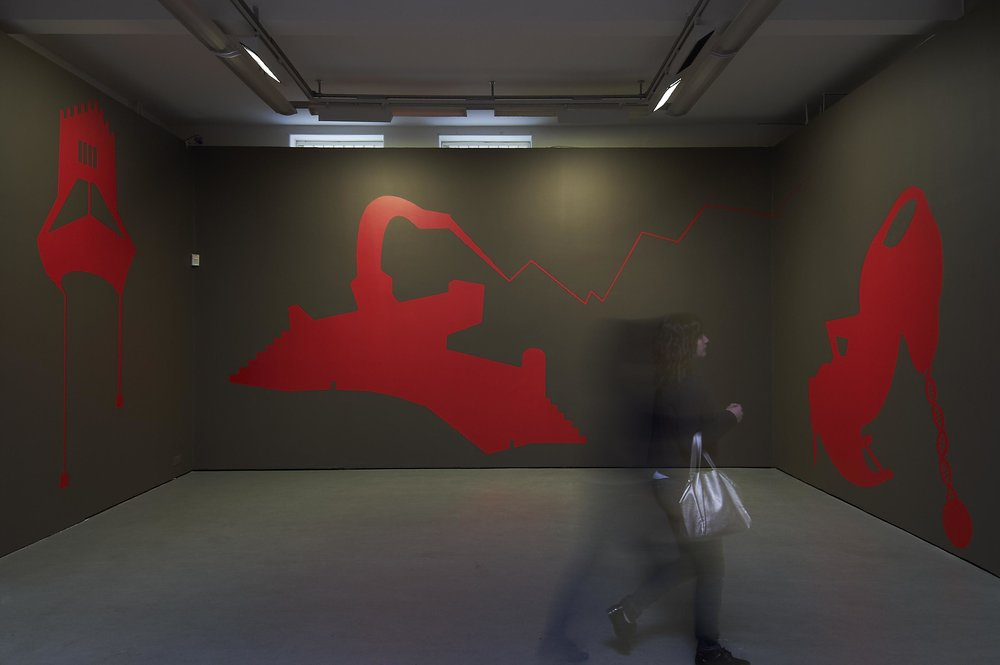 """TRAYVON"", EVA International – Ireland's Biennial, Limerick, 2014"
