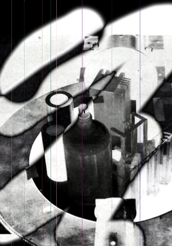 Antedoom (Godfrey Hounsfield), 2018, Pigmented ink print, mounted on acrylic glass, 100 x 70 cm.