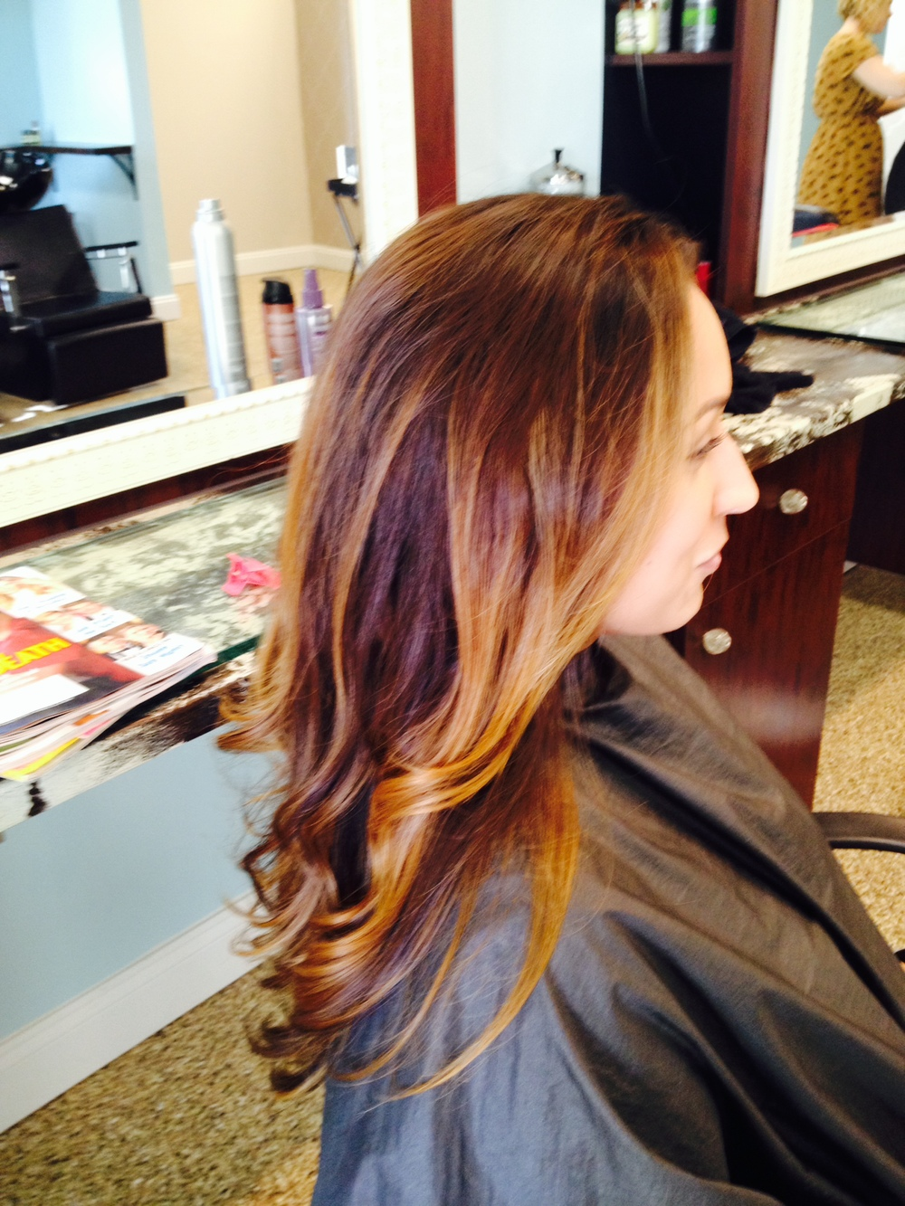 Another amazing ombre