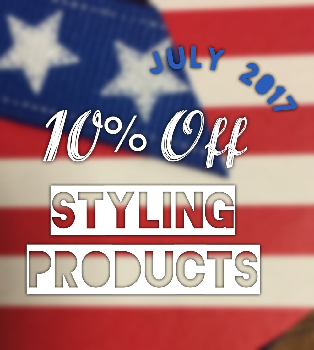 10PERCStylingProducts