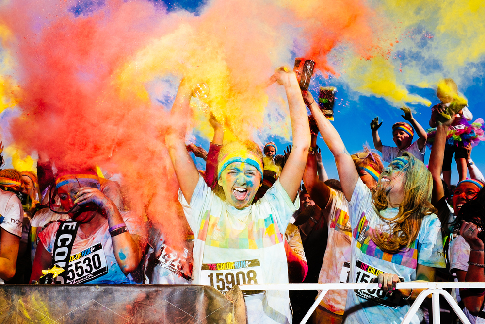 Lubbock Color Run  Fujifilm X100s, f/11, 1/250, ISO 200