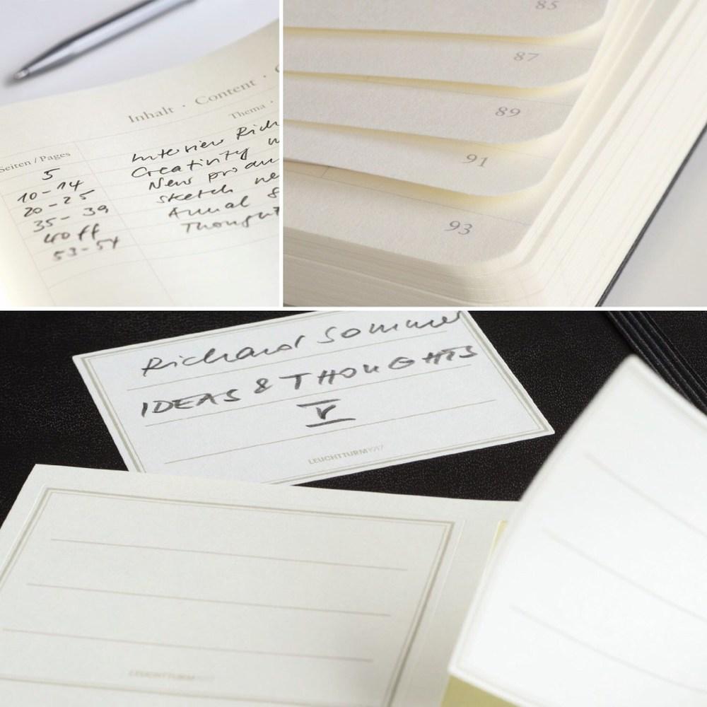 the Leuchtturm 1917 notebook