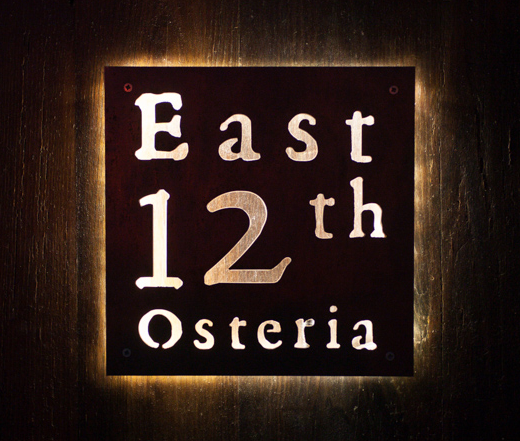 East 12th Osteria