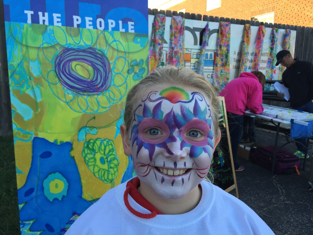 Quincy Elementary: WE THE PEOPLE at the NOTO Arts Center