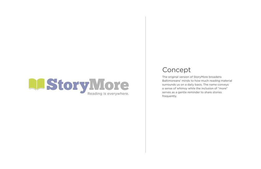 Storymore - Branding