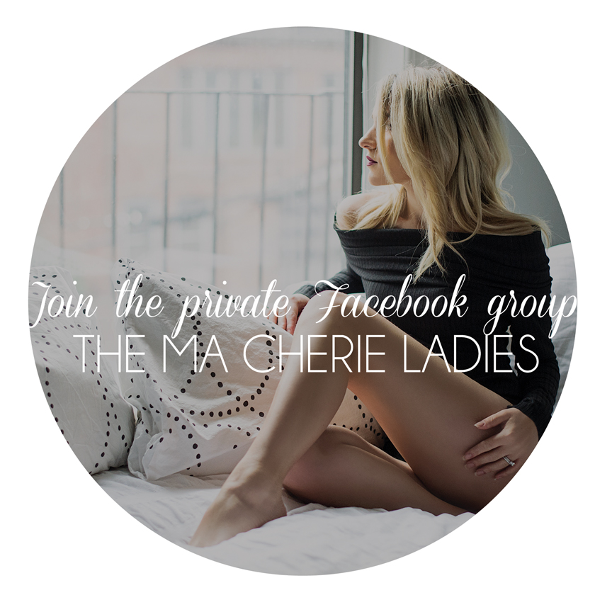 Want to see behind the scenes from shoots & be part of special giveaways? Join our ladies only group today!   -