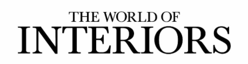 World of Interiors, February 2018