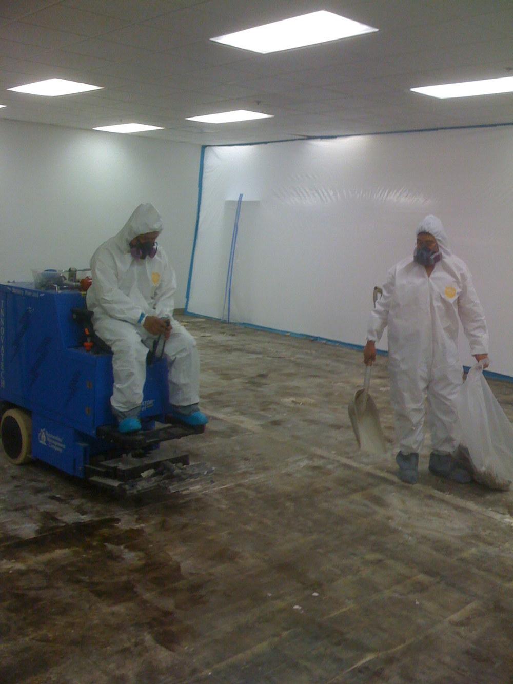 Asbestos Flooring Removal | Docking.me