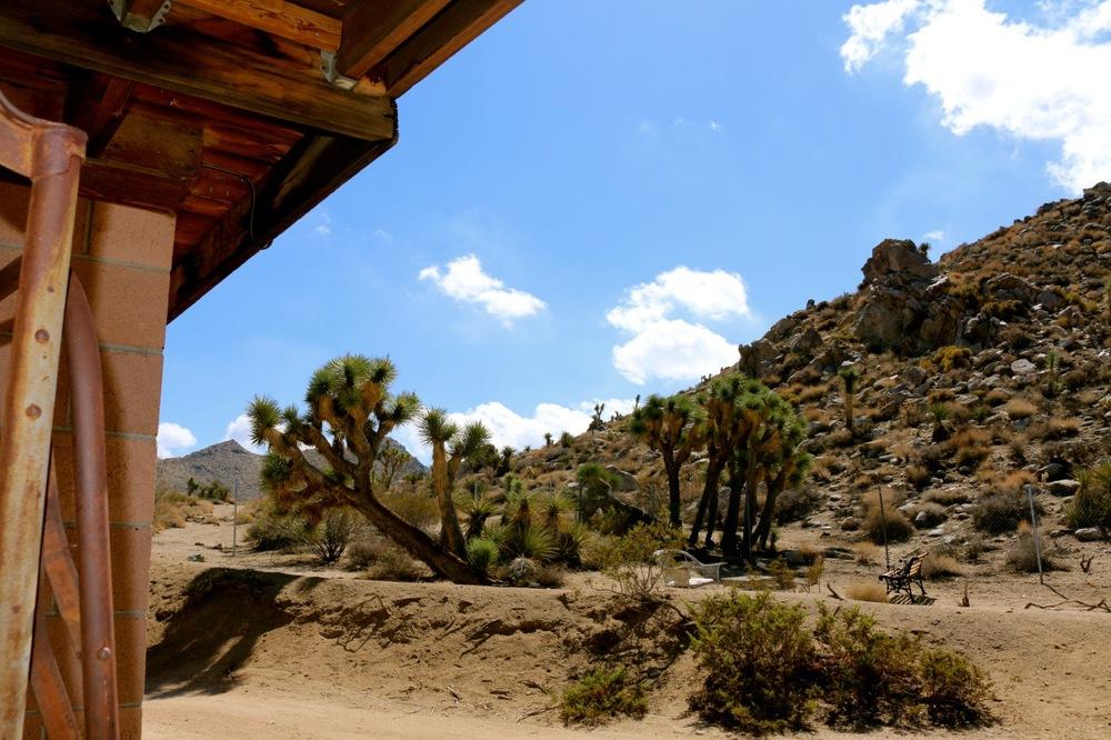 Thunderbird Lodge Retreat: Shell House