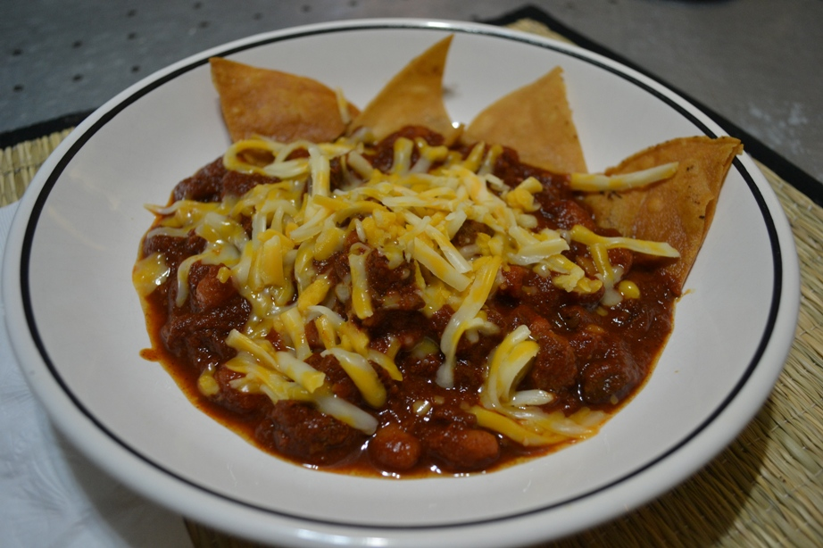 The Ultimate Chili Recipe — Moose on Fire