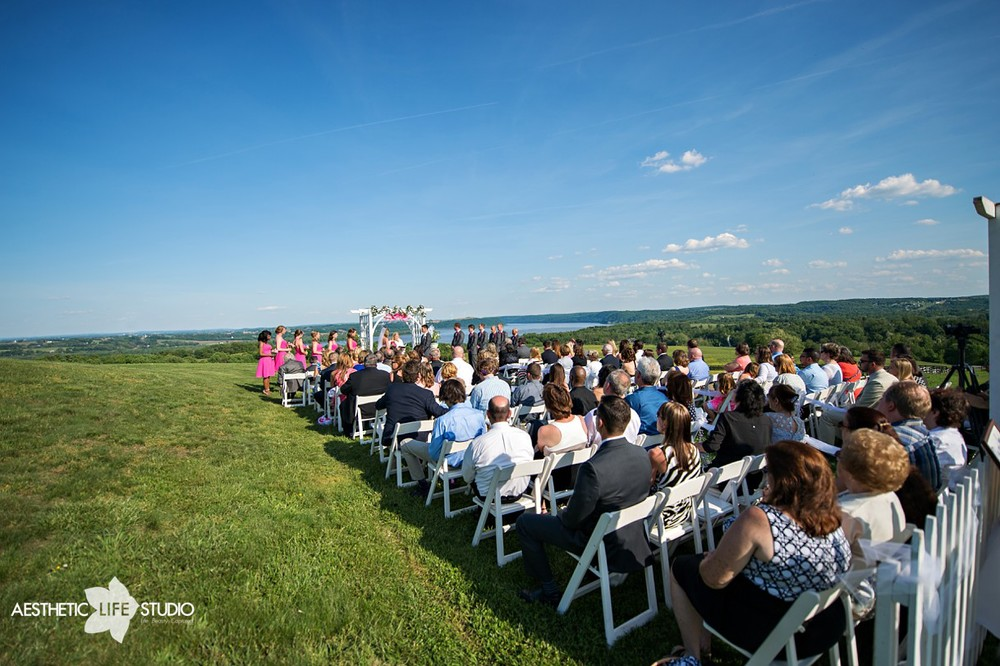 Lauxmont Farms Wedding