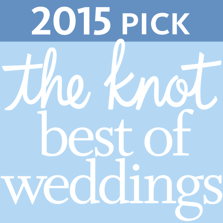 Click to read our reviews on The Knot!