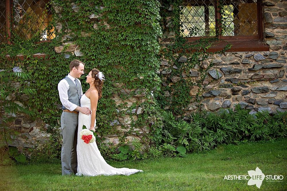 Thorpewood Wedding After Session