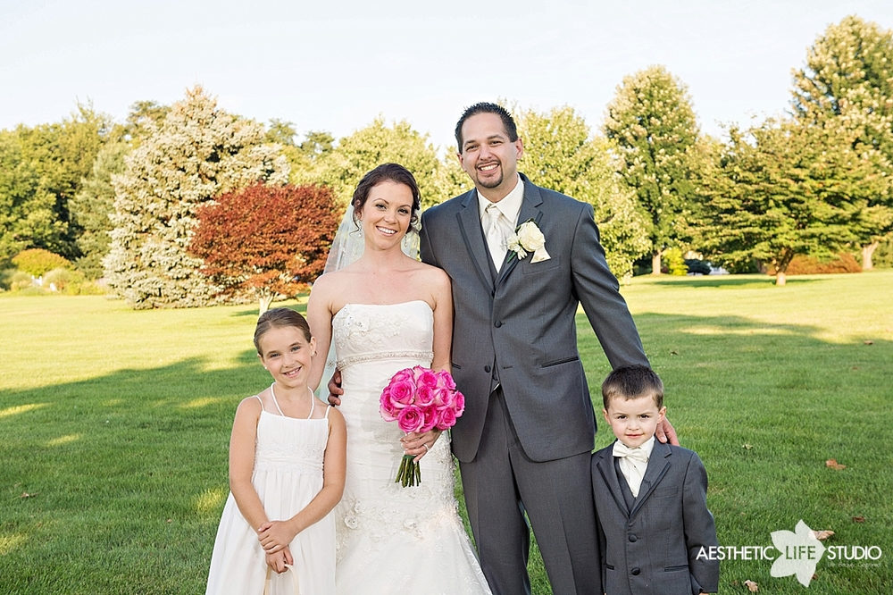 Green Grove Gardens Wedding