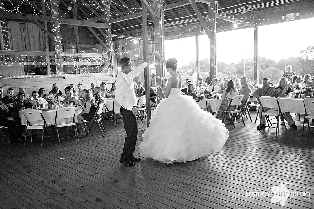 The Barn at Springfield Farm Wedding Photography