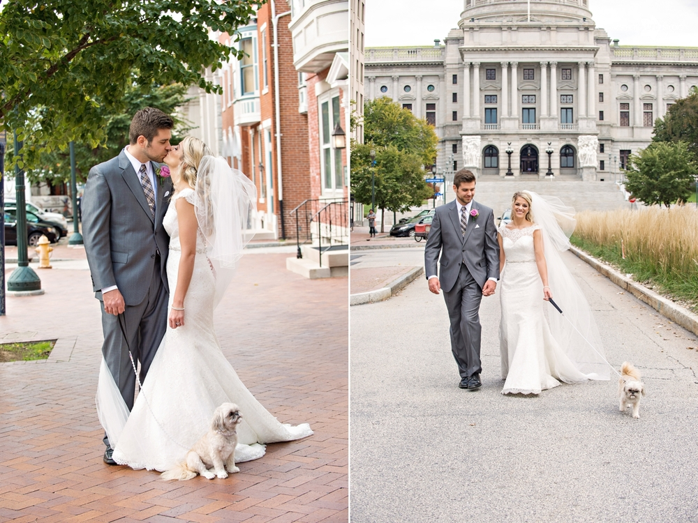Historic Shady Lane Wedding - Manchester, PA