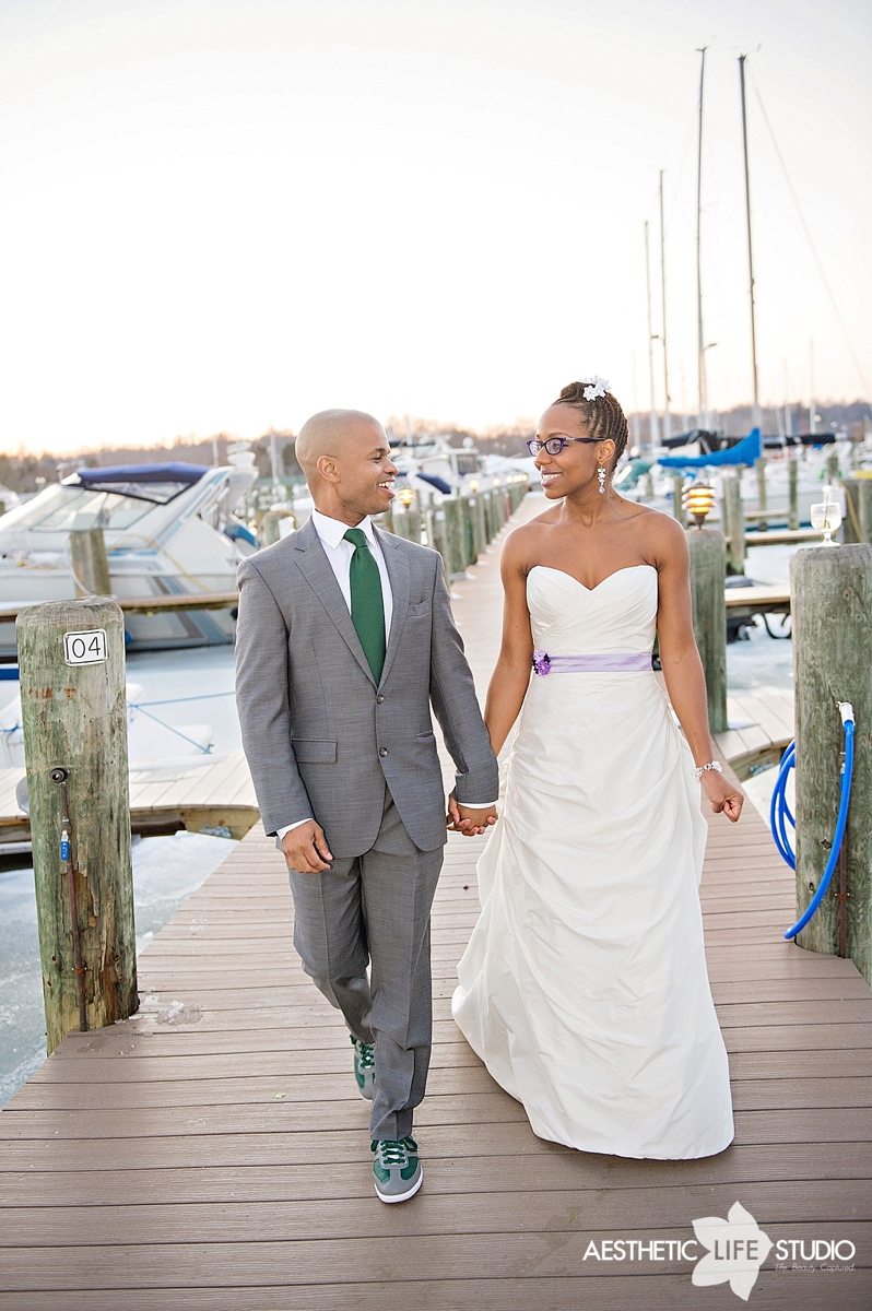 Herrington On the Bay Wedding