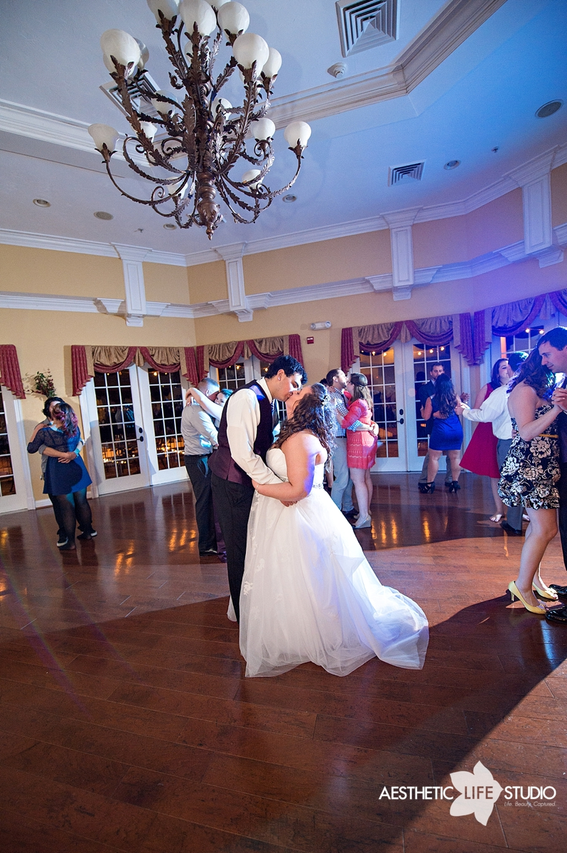 Hollow Creek Golf Club Wedding