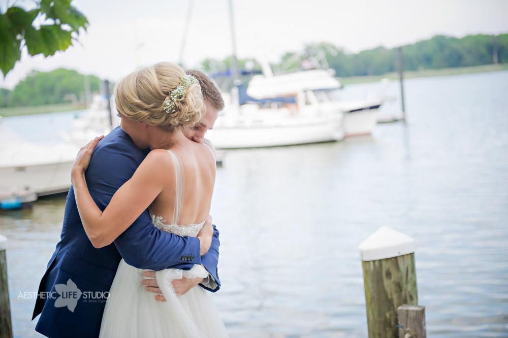 Silver Swan Bayside Stevensville md wedding -26.jpg