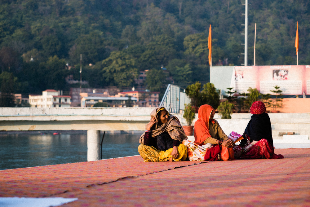 Rishikesh, India - Leica 90mm Summarit f/2.5