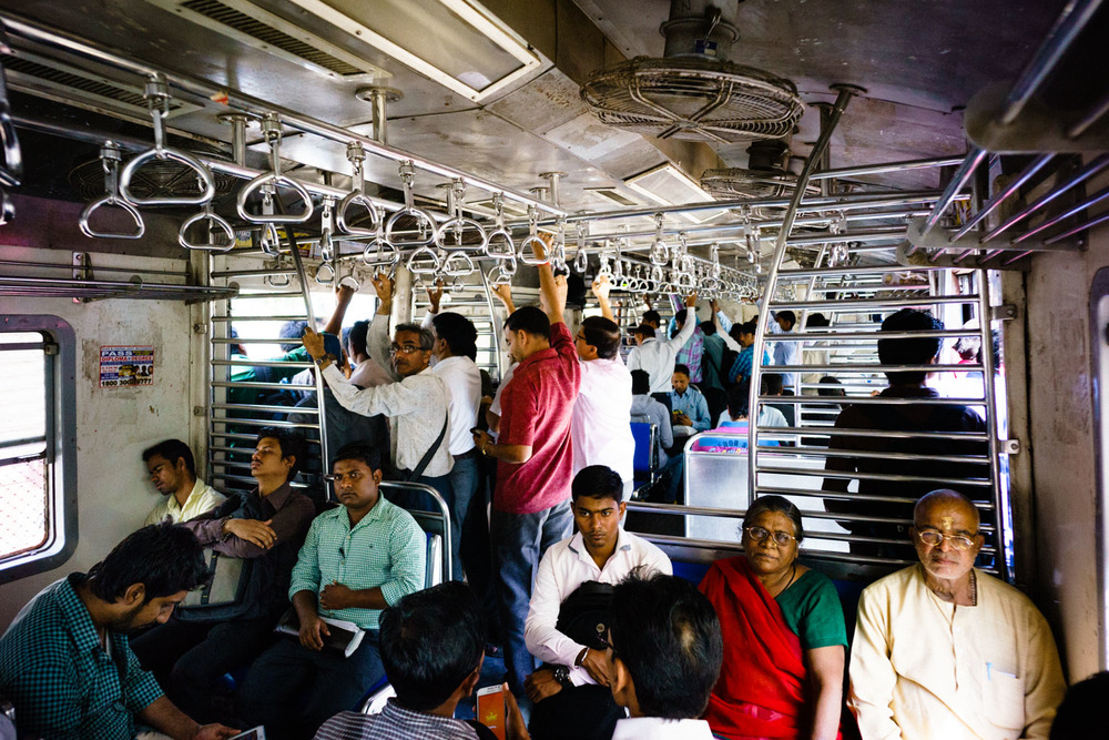 There's no better place to get to know India than riding the rails. Prepare for many long hours of conversation with strangers.